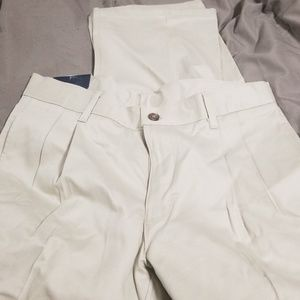 Chaps Bottoms - CHAPS Boys sz 16 Husky Trousers NWT